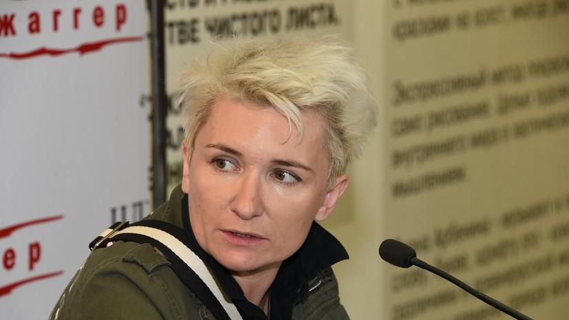 Российская певица Диана Арбенина в интервью для ТАСС сравнила творчество