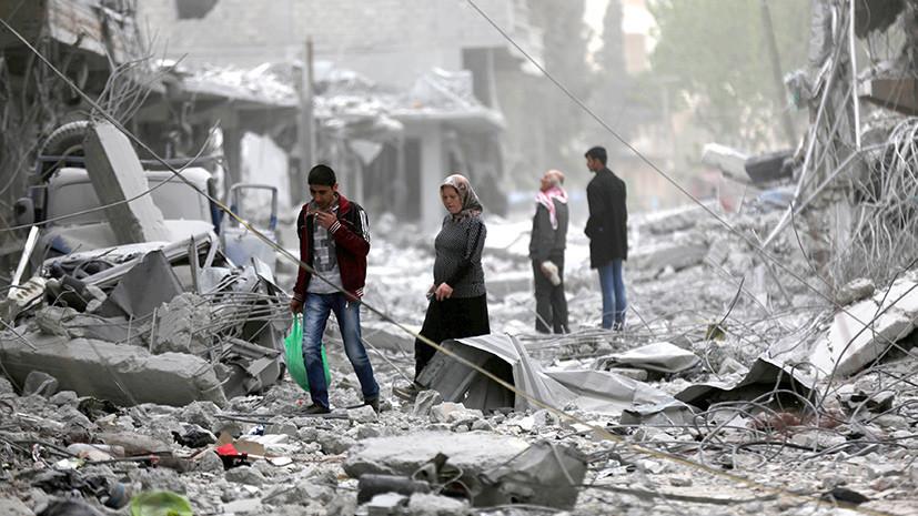 «Действуют руками своих союзников»: что стоит за отказом США финансировать «программы по стабилизации» в Сирии
