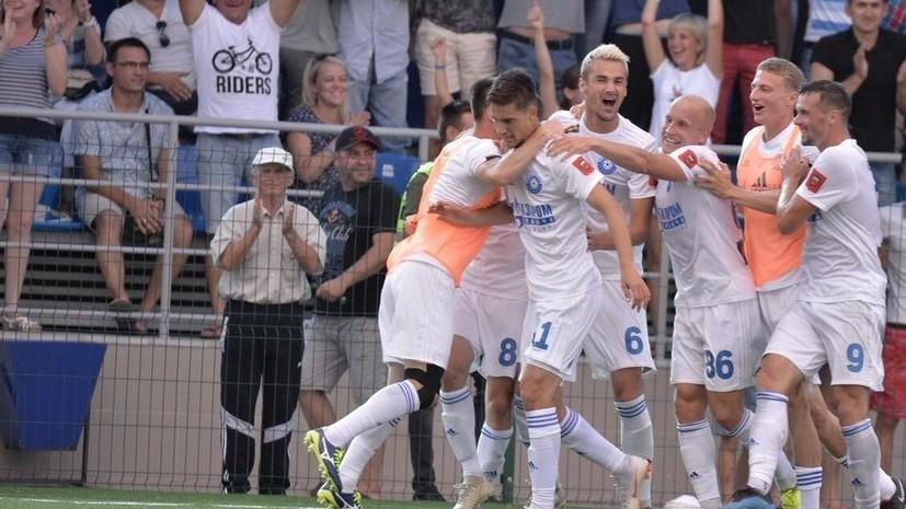 «Оренбург» на выезде одержал волевую победу над махачкалинским «Анжи» в