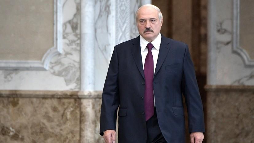 Лукашенко: новый премьер Белоруссии хорошо знает Россию
