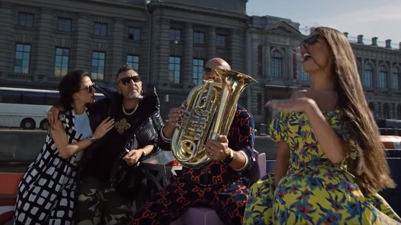 «Ленинград» опубликовал клип на новую песню«Не хочу быть москвичом»