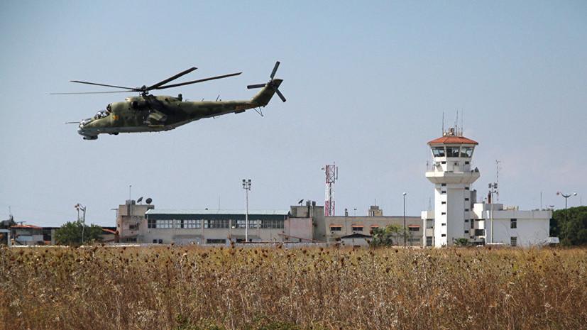 Российский вертолётчик рассказал подробности операции в Сирии
