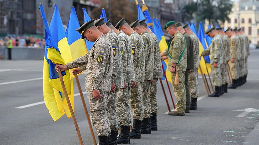«Муляжи и макеты»: какую технику покажут на военном параде в Киеве