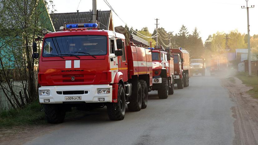 Гидрометцентр заявил о высокой пожарной опасности в ряде регионов ЦФО