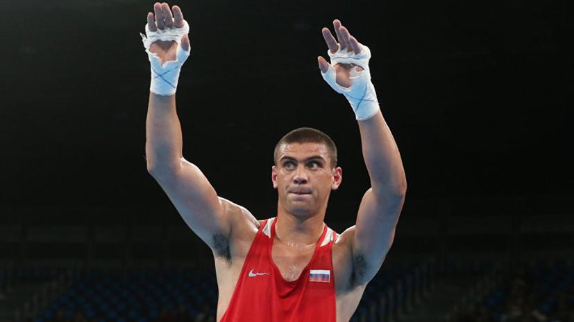 Тищенко одержал победу 1-ый профессиональный бой вЕкатеринбурге