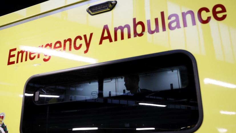 Две женщины пострадали в результате нападения мужчины с молотком в Лондоне