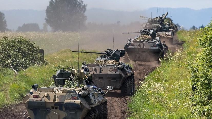 В России началась масштабная проверка боеготовности в преддверии учений «Восток-2018»