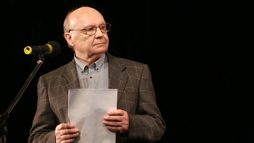 Андрей Мягков прокомментировал сообщения о госпитализации супруги