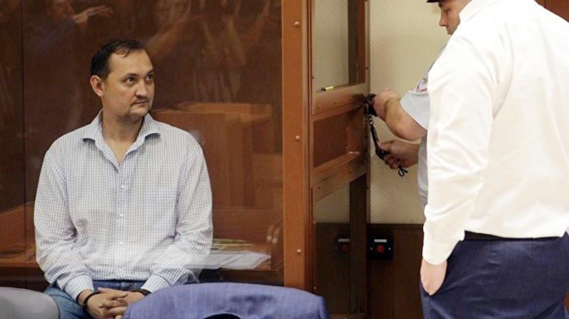 «Ущерб превышает 31 млн рублей»: суд арестовал бывшего замглавы РКК «Энергия»