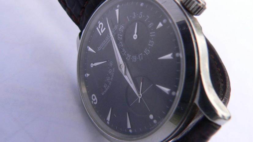 Создатель первых в мире наручных кварцевых часов Рене Ле Культр