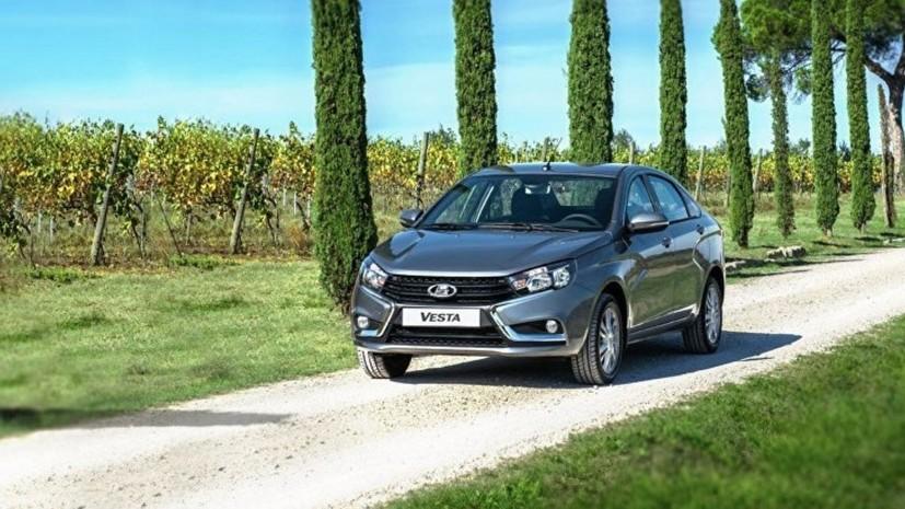 Стали известны самые продаваемые российские автомобили с начала 2018 года.
