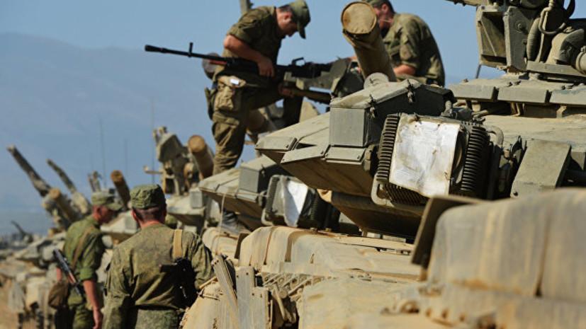 В Оренбургской области более четырёх тысяч танкистов, артиллеристов, ракетчиков и