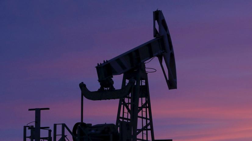 Нефть Brent торгуется по $72 забаррель