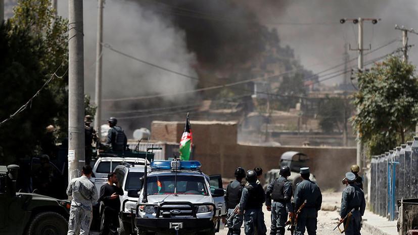 Публичный диалог: как Москва усаживает за стол переговоров власти Афганистана и «Талибан»