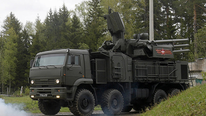 Serial production of air defense systems