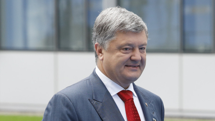 Порошенко рассказал, где находится ключ от мира на Украине