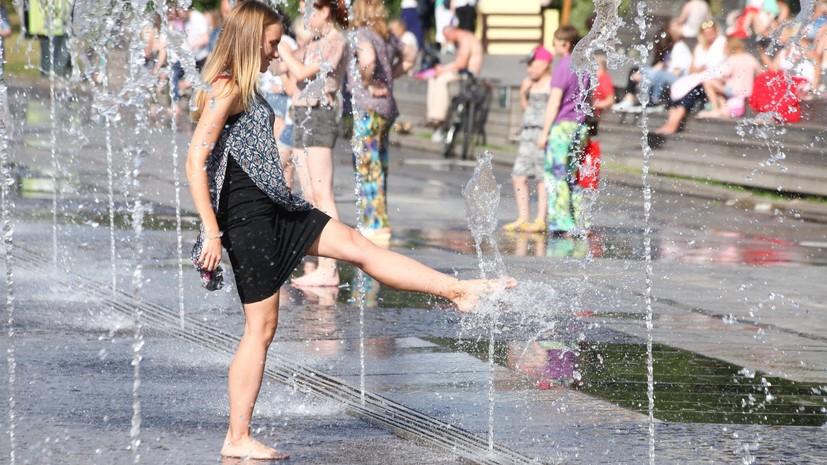 В Москве завершился купальный сезон