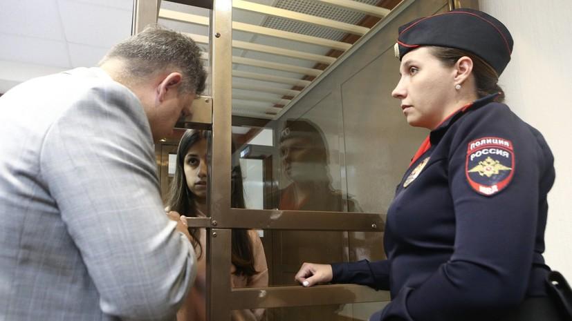 Адвокат: сестёр Хачатурян проверят на полиграфе