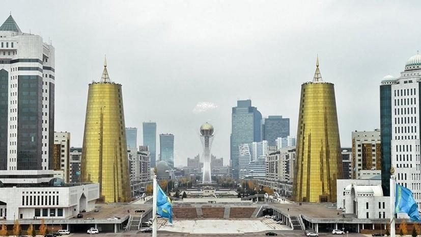 Россия и Казахстан подписали соглашение о создании комплекса «Байтерек» на Байконуре