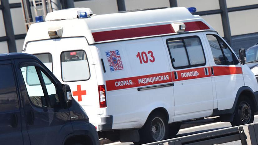 В пресс-службе ВГТРК рассказали о состоянии упавшей в прямом эфире в обморок журналистки