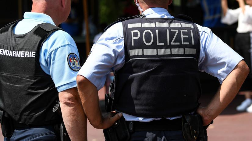 Посольство проверяет наличие гражданства России у подозреваемого в подготовке теракта в Берлине