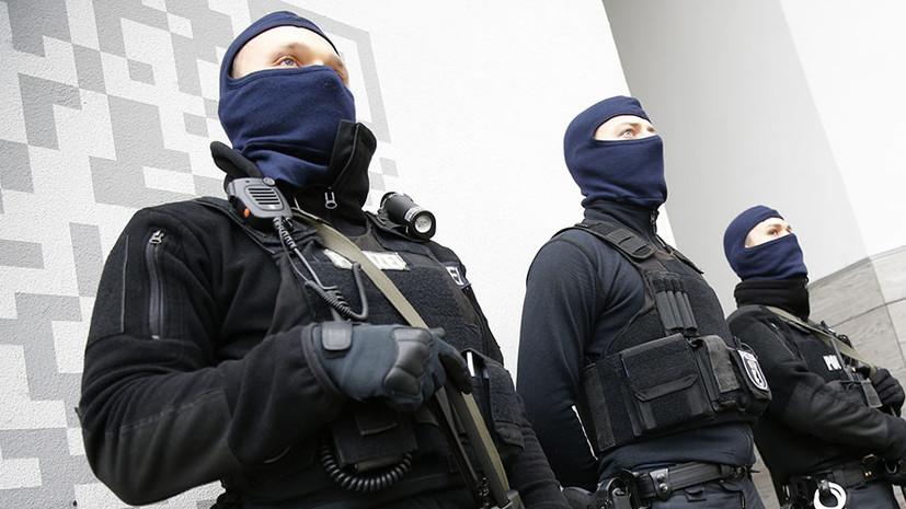 «Тяжкое преступление против Германии»: в Берлине по подозрению в подготовке теракта задержан выходец из России