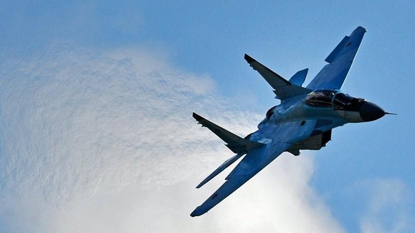На вооружение Минобороны России до 2023 года поступят шесть новейших лёгких истребителей МиГ-35