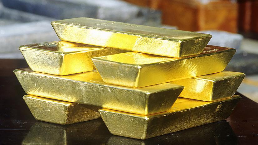 СМИ: Россия резко увеличила закупки золота в ожидании новых санкций