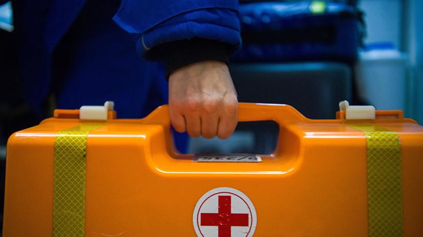 Более 40 человек пострадали в результате утечки химвещества в ТЦ Шотландии