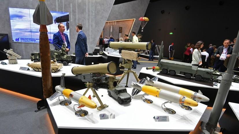 В России начали разработку нового поколения ракет для уничтожения танков