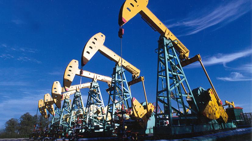Сырьевое лобби: цена на нефть впервые за полтора месяца превысила $76 за баррель