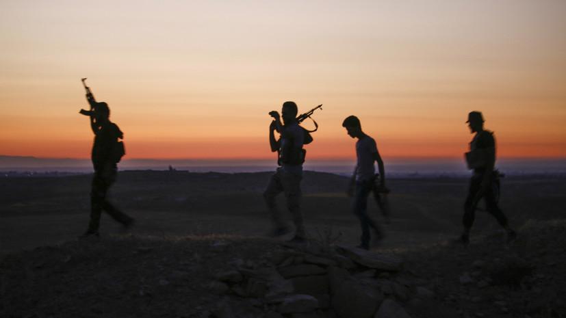 «Поставки вооружений извне и покровительство спецслужб»: кто оказывает поддержку радикальным группировкам в Сирии