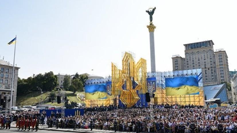 Первый президент Украины назвал её граждан рабами и холуями