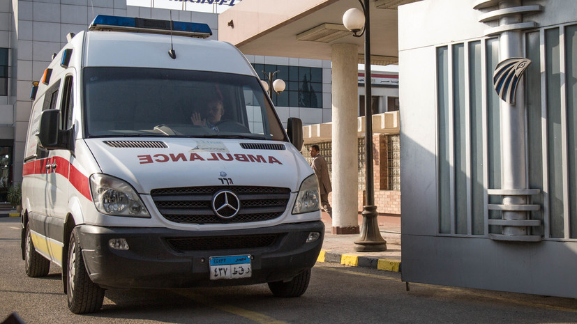 СМИ: В Хургаде эвакуировали отель после подозрительной смерти британской пары