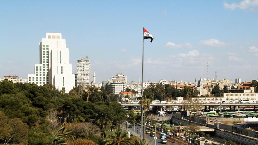 В МИД России призвали перестать манипулировать «химической темой» для давления на Дамаск