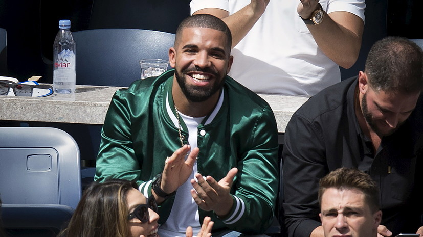 Рэпер Дрейк намекнул на возможное приобретение клуба НБА «Торонто»