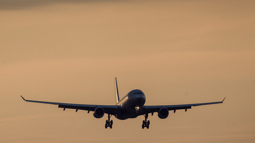 Пилот ошибочно посадил самолёт на ремонтируемую полосу в Улан-Удэ