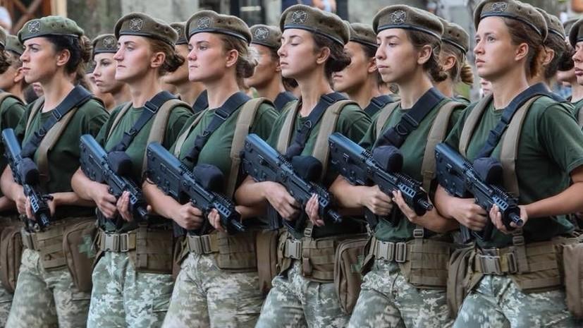 Геращенко заявила, что в ВСУ служат 25 тысяч женщин