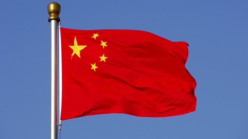 В Китае назвали безответственными заявления США о влиянии Пекина на переговоры по КНДР
