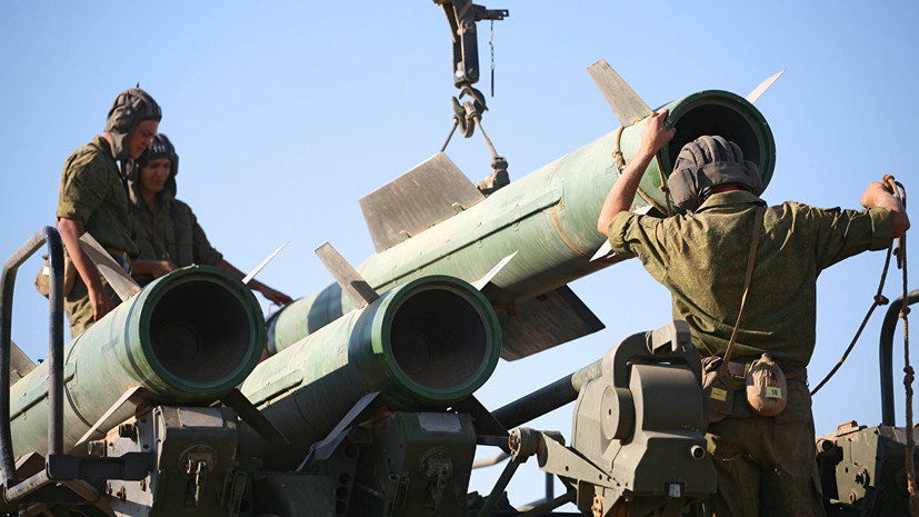 В Минобороны России рассказали о разработке новейшего оружия для ПВО