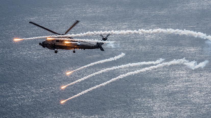 Власти Индии одобрили закупку 135 вертолётов для ВМС