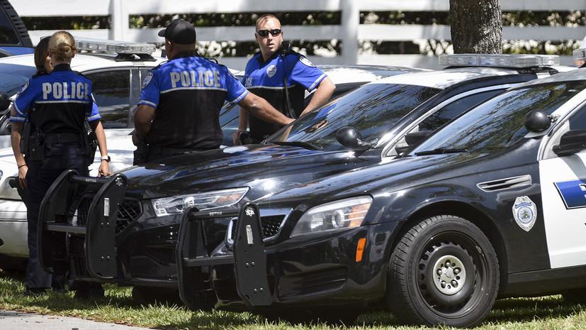 Полиция сообщила о стрельбе в развлекательном центре во Флориде