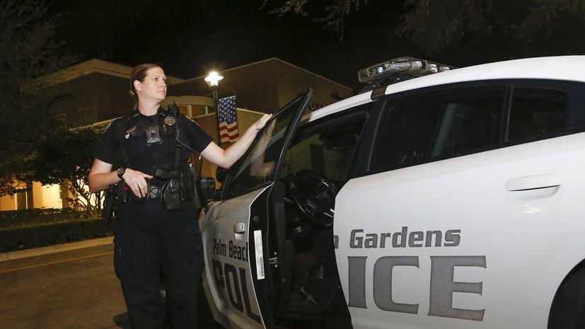 Полиция сообщила о смерти одного из подозреваемых в стрельбе во Флориде