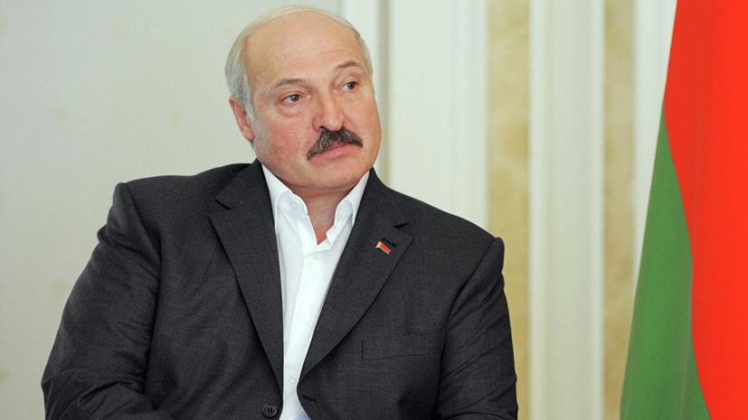 Лукашенко вспомнил Дзюбу в разговоре о дружбе между россиянами и белорусами