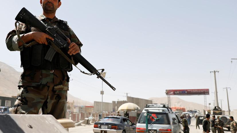 Минобороны России опровергло сообщения СМИ о нанесении авиаударов по Афганистану