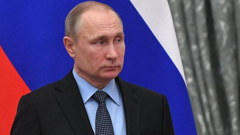 Путин рассказал о возможности установления новой памятной даты