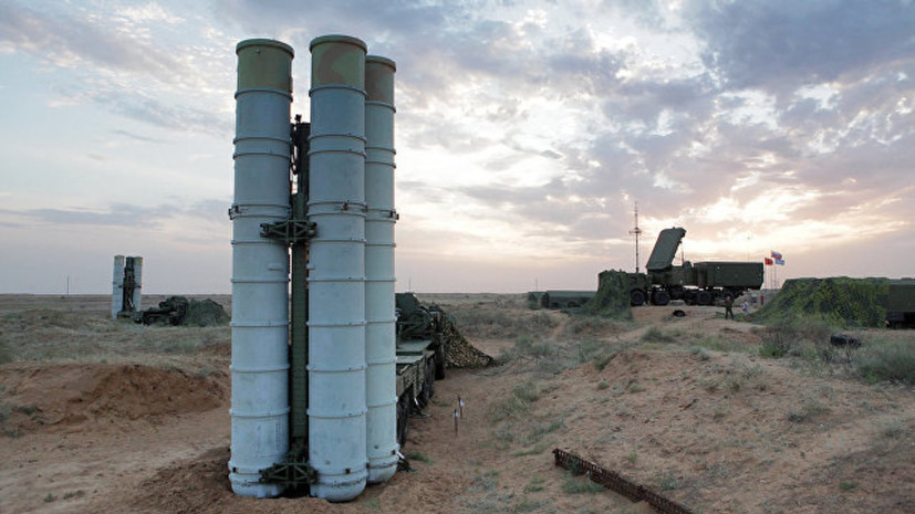 Минобороны России досрочно получило ещё один полк С-400