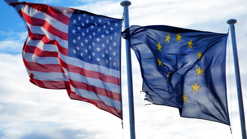 Макрон заявил, что безопасность ЕС больше не должна зависеть от США