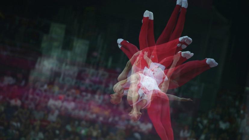 Сборная Украины по прыжкам на батуте отказалась от участия в чемпионате мира в Санкт-Петербурге