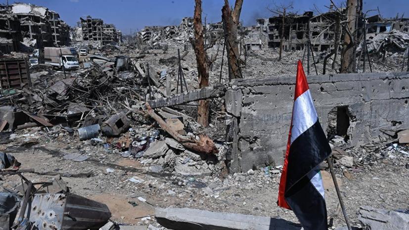 В Минобороны заявили о продолжающейся подготовке США к удару по Сирии